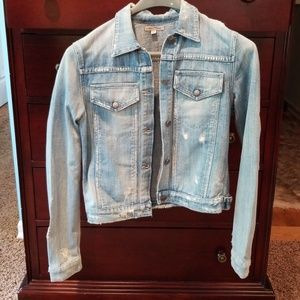 Citizens of Humanity Jean jacket. NWOT
